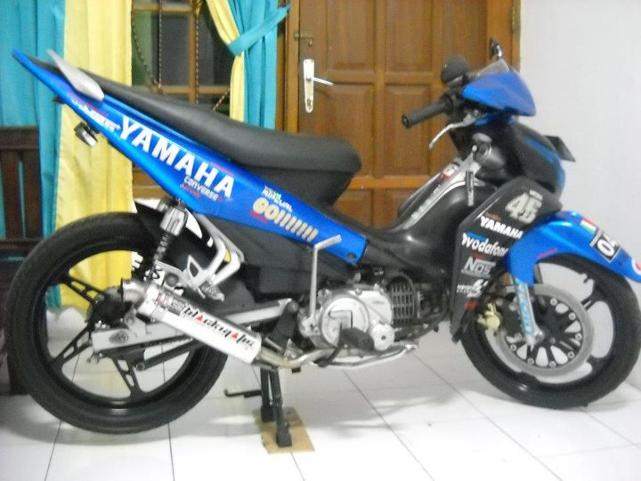 Photo of Modifikasi Jupiter Z