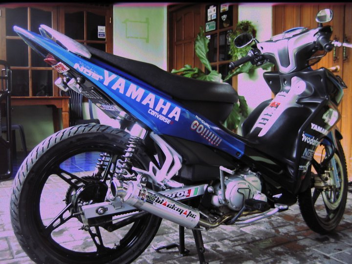 Picture Modifikasi Jupiter Z