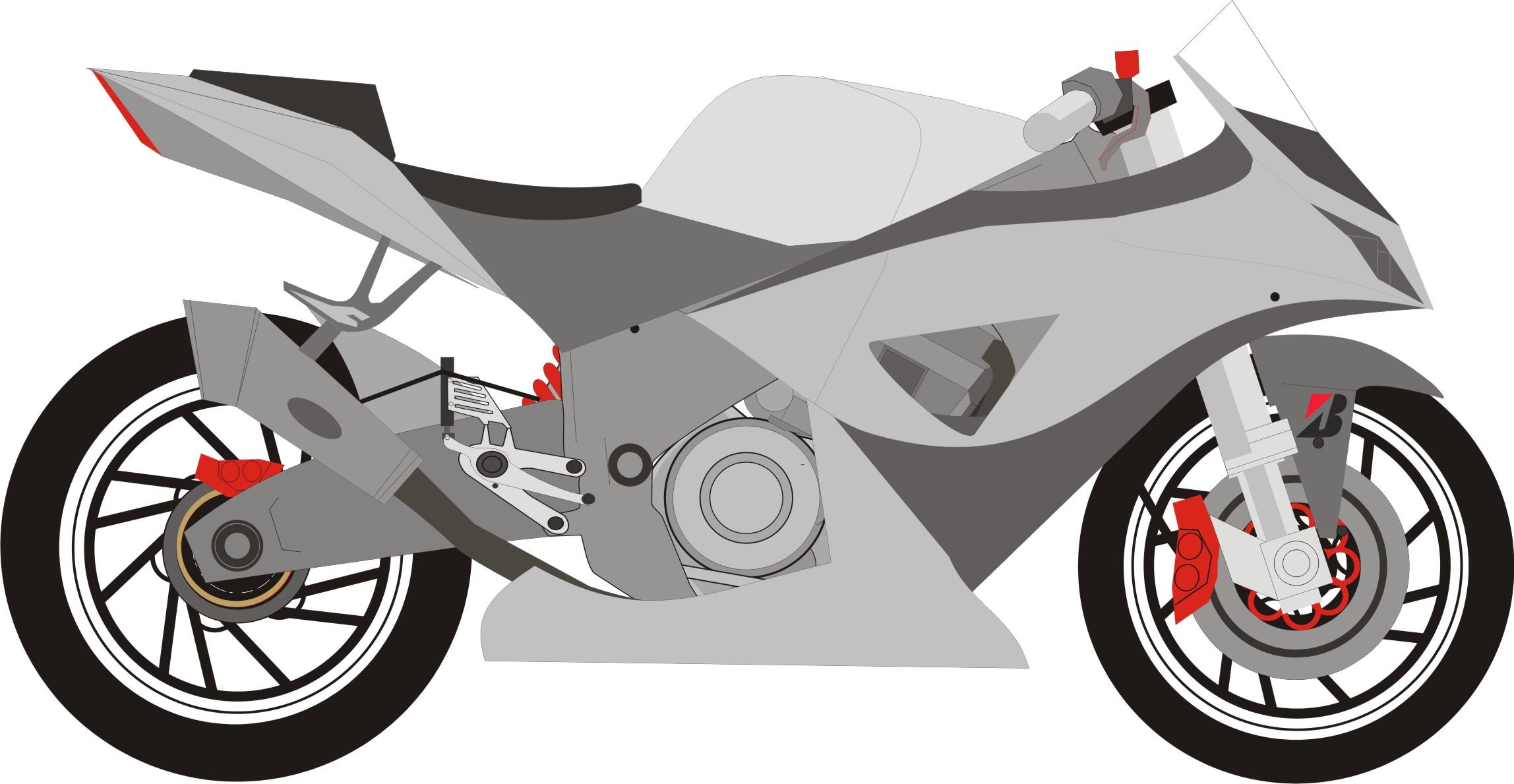 Koleksi Gambar Sketsa Motor Ninja Drag Terlengkap Dinding Motor