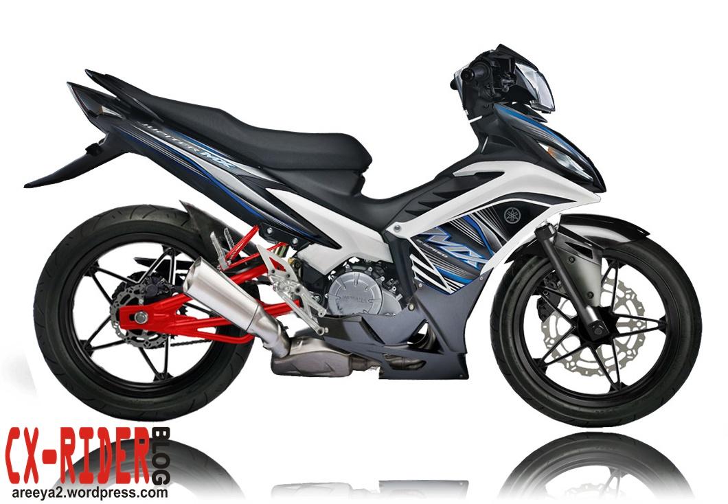 Variasi Motor Mx 2012 referensi