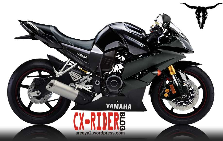 Photo Yamaha Byson Modifikasi