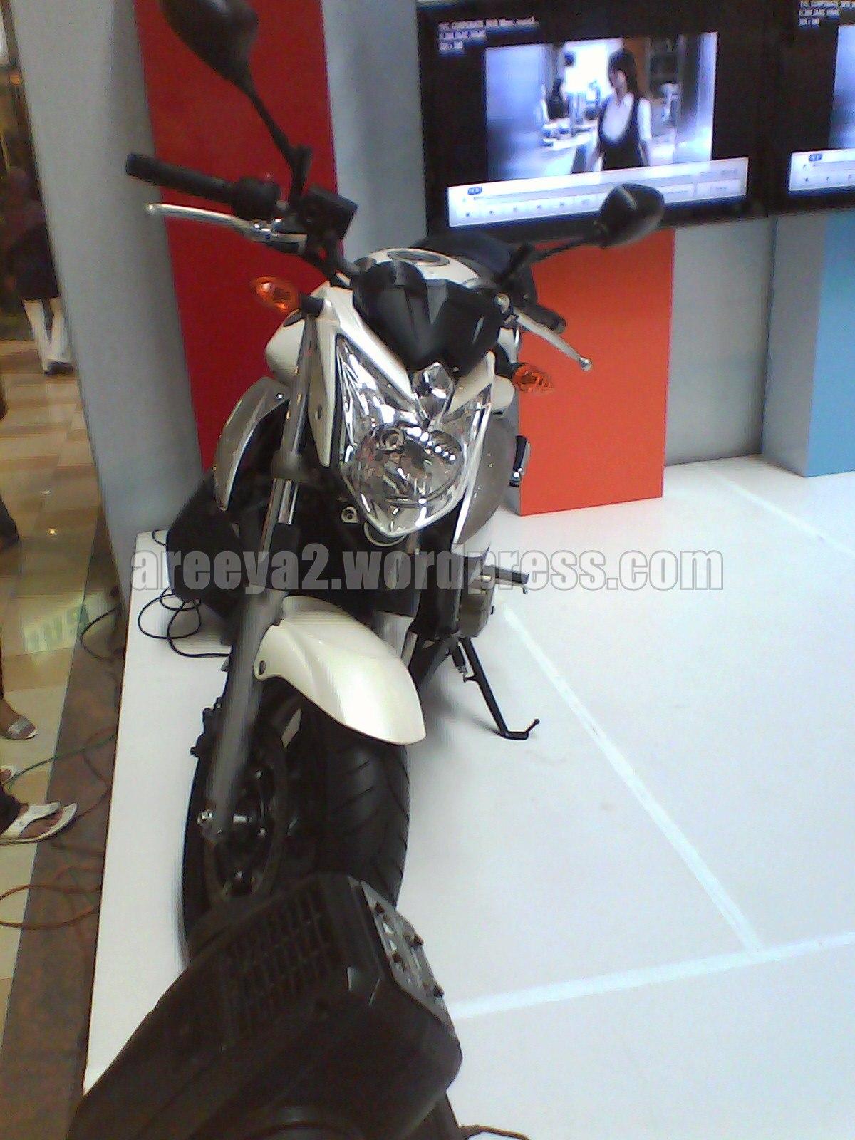 Modifikasi Motor Yamaha Byson Simple Tapi Keren Motor Yamaha Byson