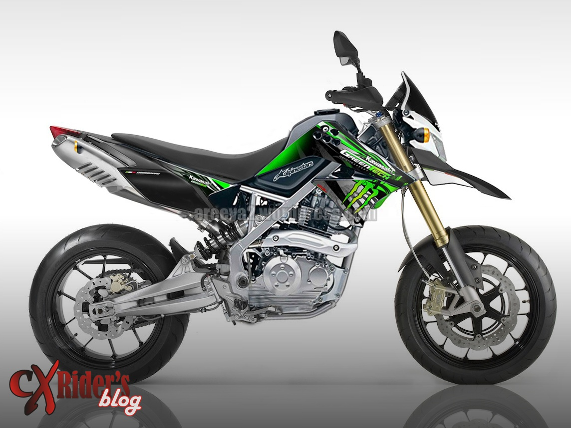 Kawasaki Klx 250 Sf Super Motard  Car Interior Design