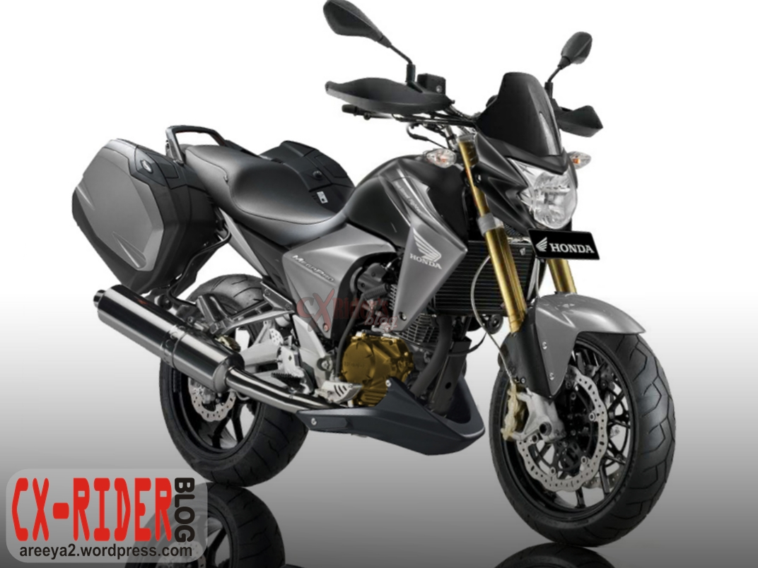Picture of Modifikasi Honda Megapro