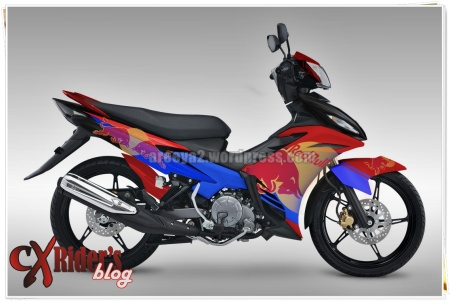 new jupiter mx redbull