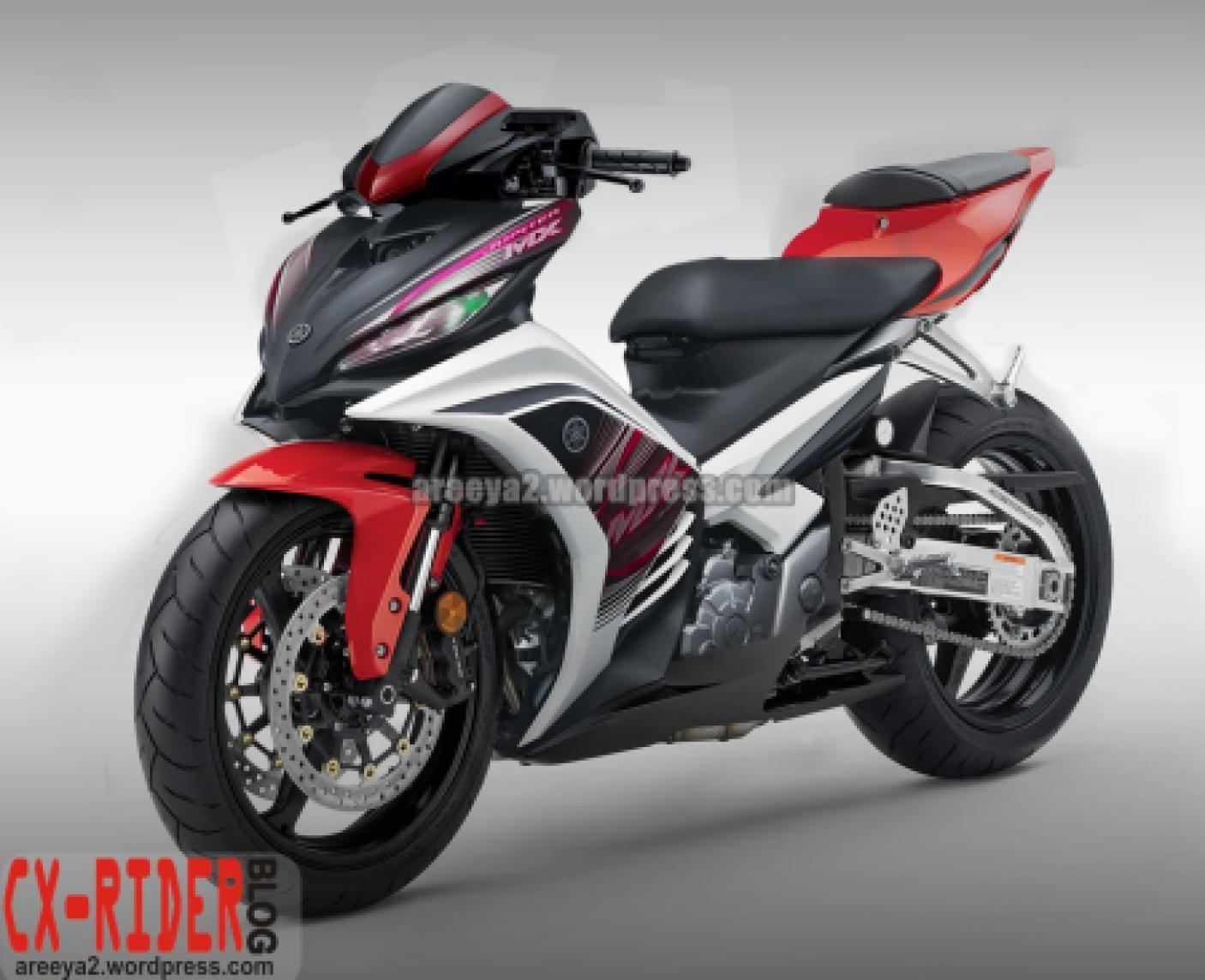 modifikasi new jupiter mx racing look