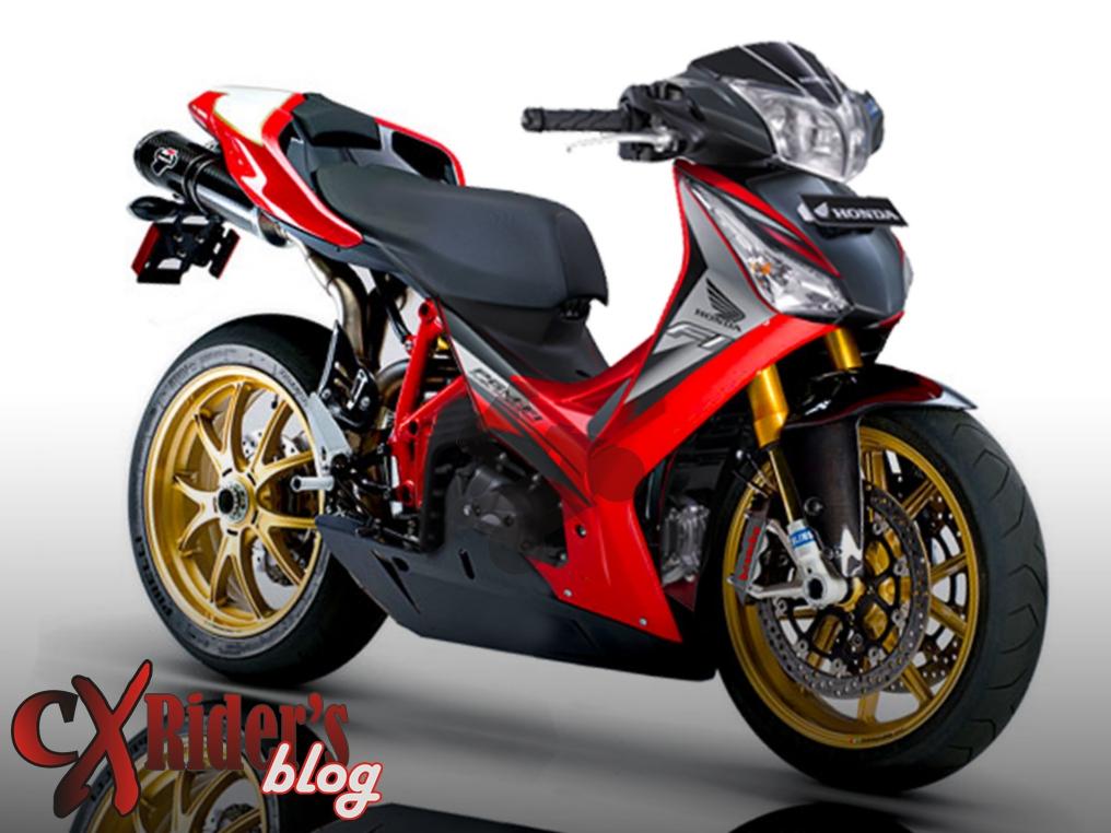 Honda Supra X 125 Terbaru 2012
