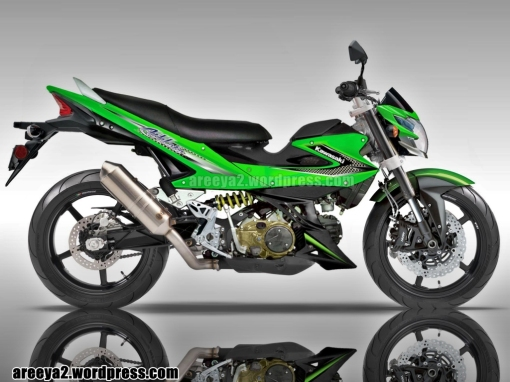 kawasaki new athlete 2012