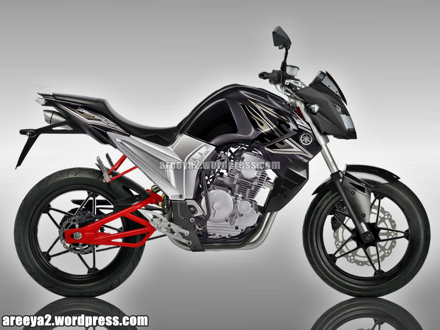 modifikasi new scorpio z | cxrider