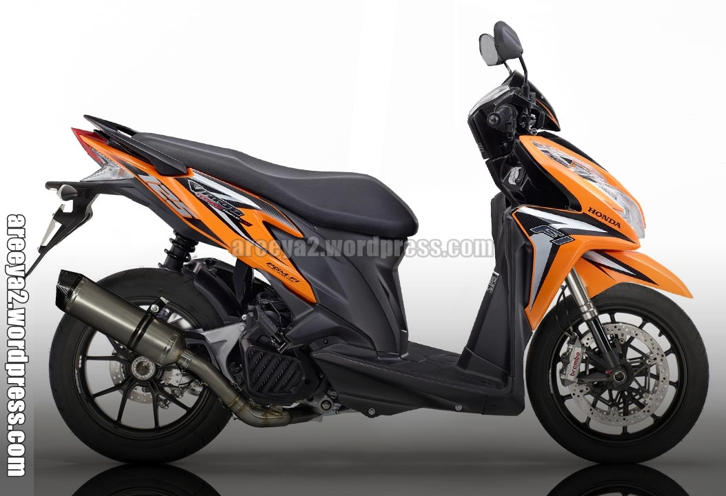 New Honda Vario Baru Launching Modifikasi Motor Honda | Autos Weblog