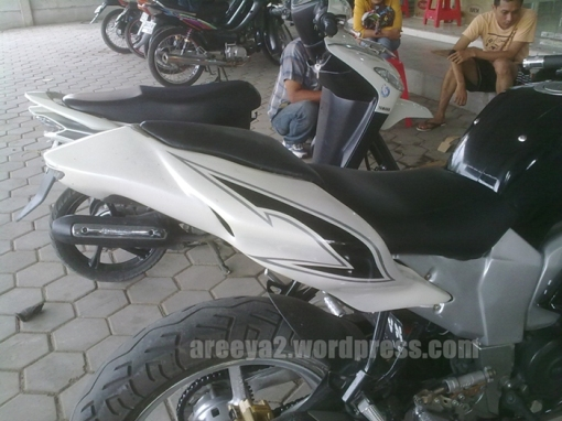body kit yamaha byson