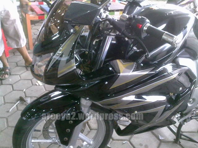 Top byson modifikasi ninja rr