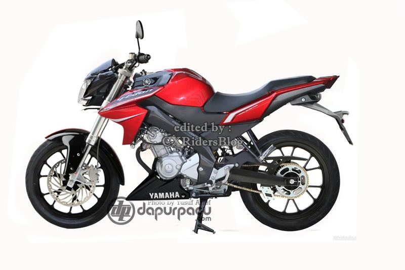 All New Yamaha Vixion 2014 | Autos Weblog