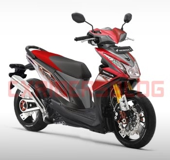 Top modifikasi honda beat f1