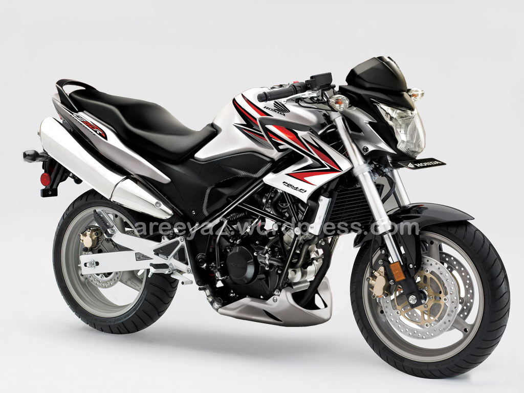 Konsep modifikasi Honda CB150R Hornet 599 wanna be