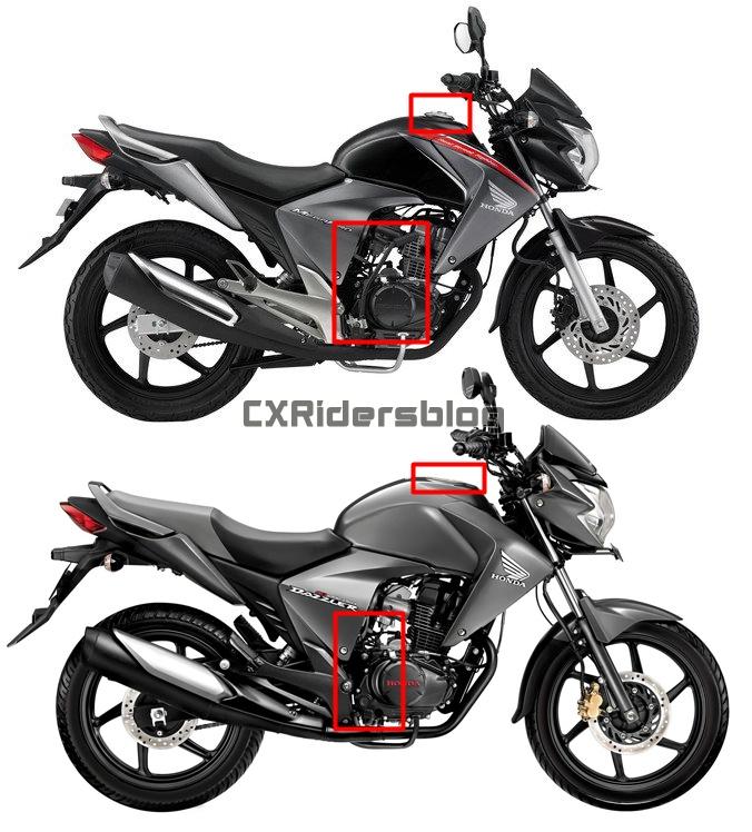Honda Dazzler lebih 'oke' daripada New Megapro !!