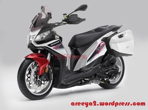 modif Honda beat fi modif turing