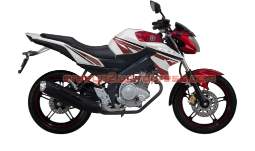 new vixion livery yamaha factory red