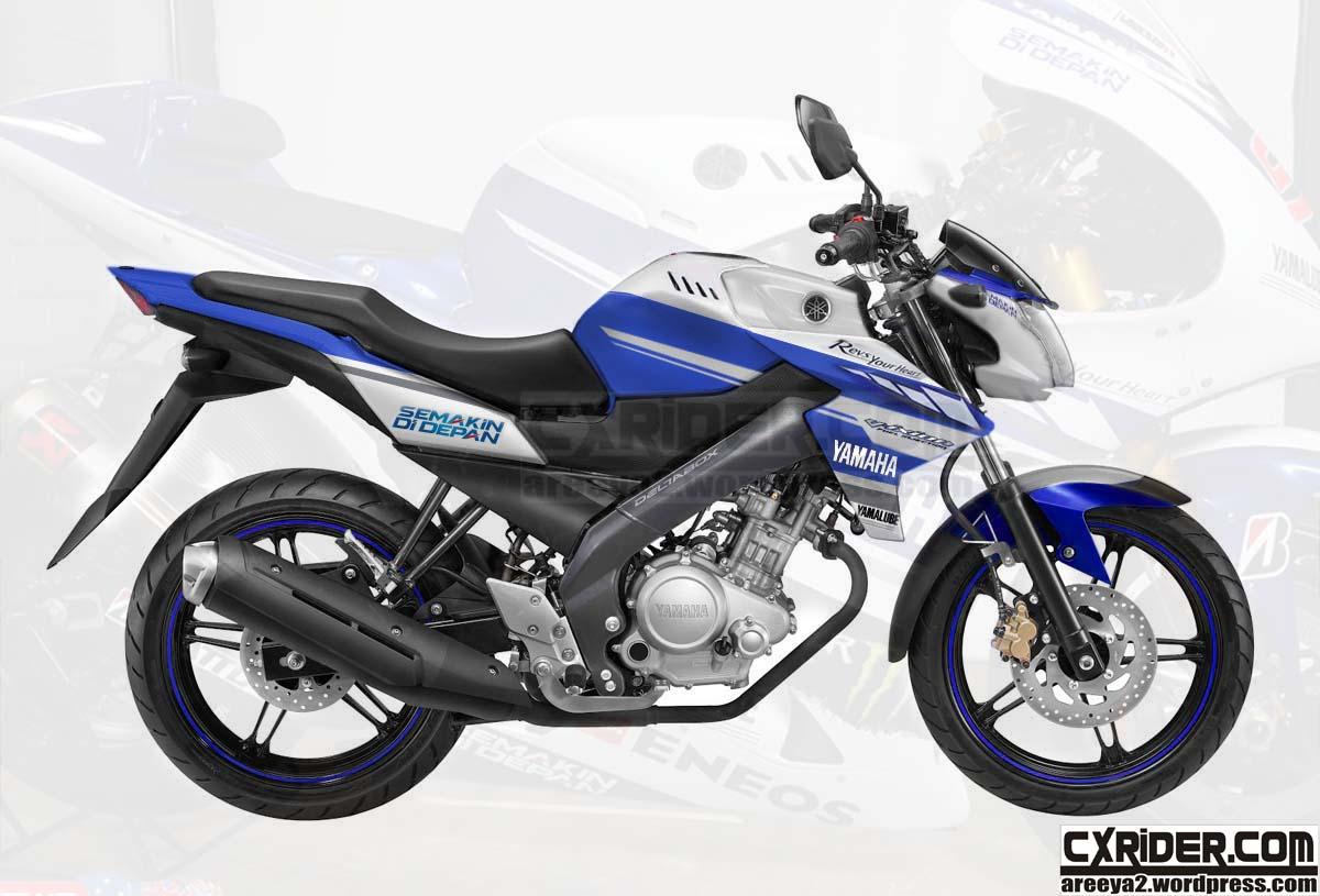 2014 Yamaha New Vixion