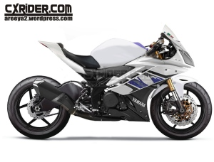 yamaha-r15 modifikasi