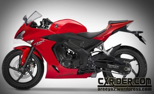 new cbr 300 rr 2015