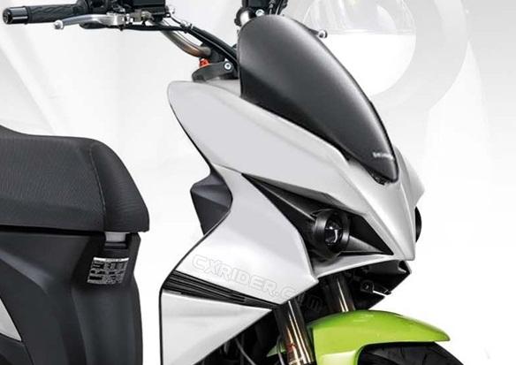 Visor Honda Spacy images