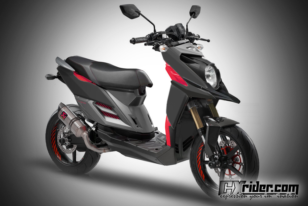 New Vega R, Kunci Kesuksesan Yamaha | KafeMotor