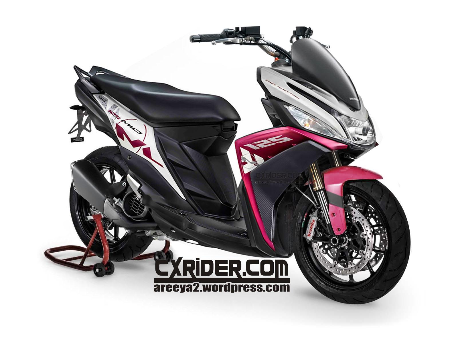 56 Kumpulan Modifikasi Motor Mio Z Velg Jari Jari Terlengkap