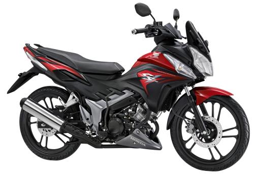 Honda-New-CS1-Colt-Red