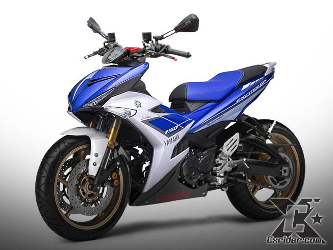 Konsep Modifikasi Yamaha Jupiter Mx King 150    Yamaha