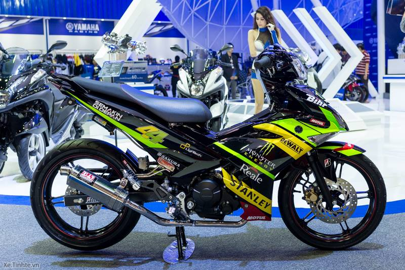 Modifikasi Jupiter mx King Modifikasi Jupiter Mx150 / mx
