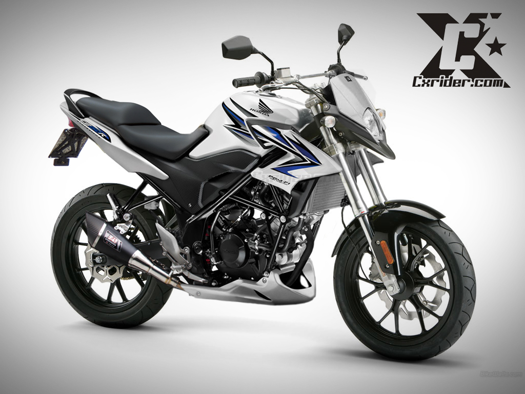 100 Modifikasi Motor Cb 150 R Warna Putih Honda All New 150r Streetfire Raptor Black Sleman Cb150r Cxridercom
