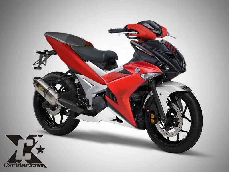 Konsep Modifikasi Jupiter Mx King 150 Jupiter Mx150