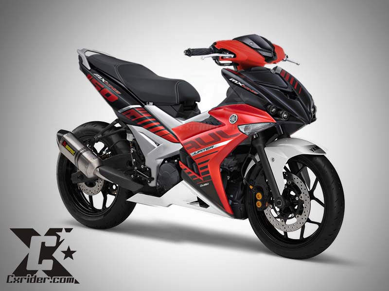 Modifikasi Jupiter mx King Modifikasi New Jupiter mx King