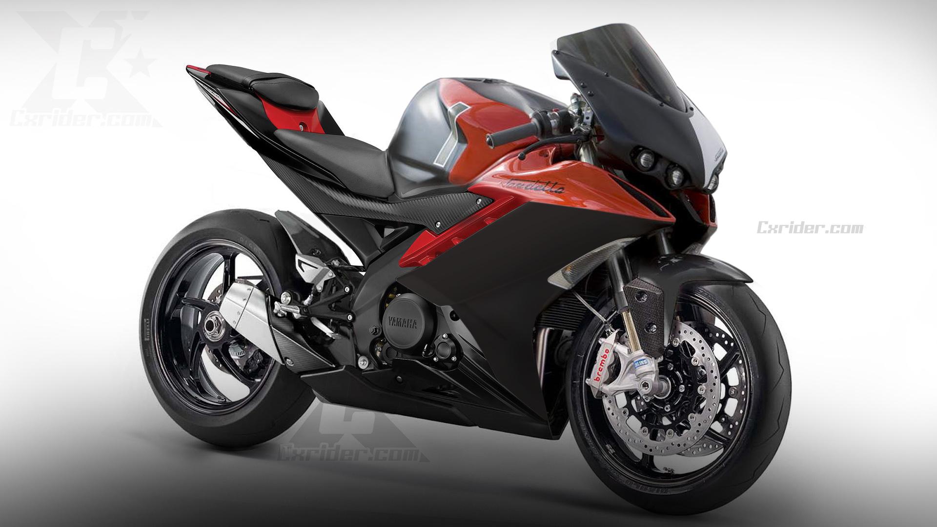 Modifikasi Motor Ducati