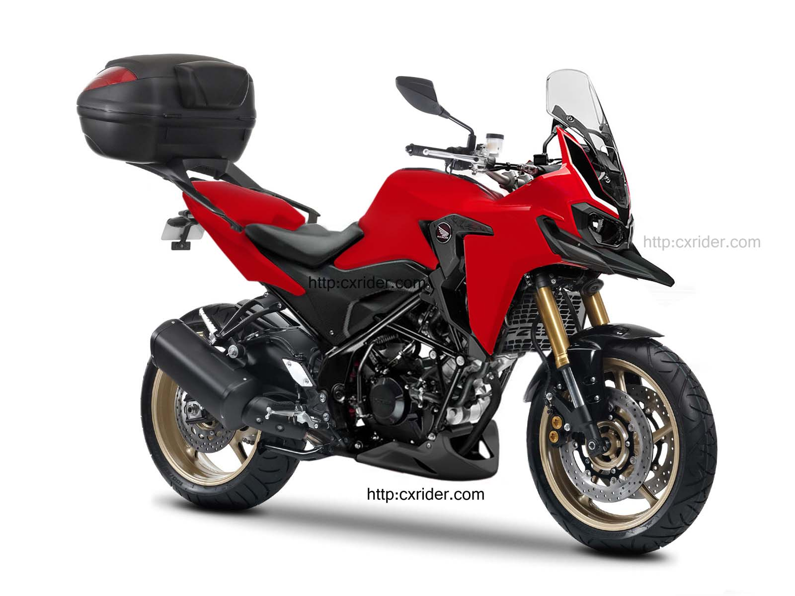 Download Ide 99 Modifikasi Motor Touring Cb 150 R Terbaru Dan
