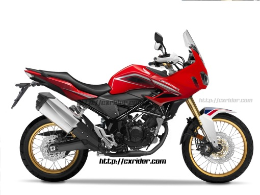 modifikasi new cb150r streetfire