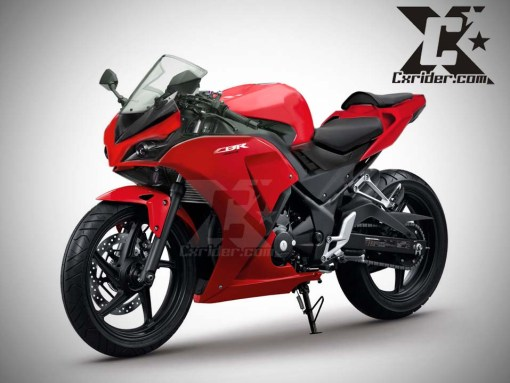 2016 honda all new cbr250