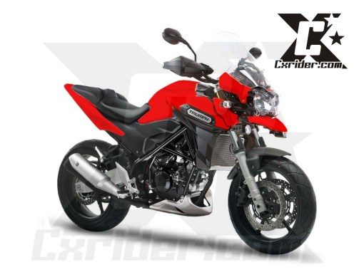 modifikasi all new cb150r
