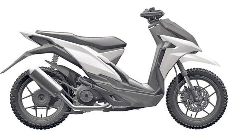 matic-honda-remix-trail-advanture-lawan-yamaha-x-ride-pertamax7-com